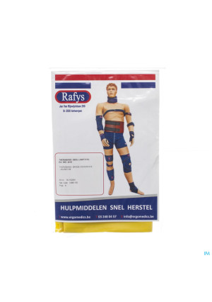 Rafys Theraband 5m Light Geel 20911096155-20