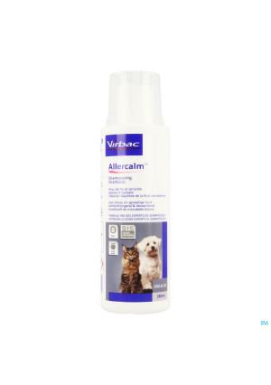 Allerderm Allercalm Sh Dermato Hond+kat 250ml1171487-20