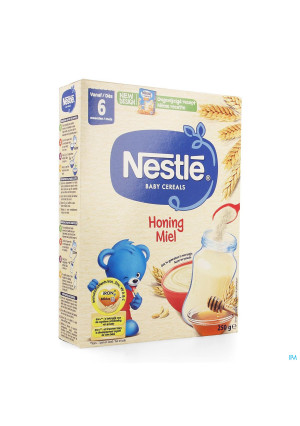 Nestle Baby Cereals Honing 250g1199470-20