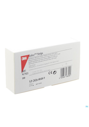 Nexcare 3m Active Strips 25x 72mm 100 170211223114-20