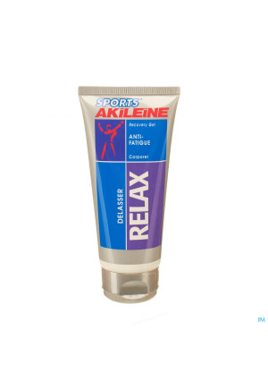 Akileine Sport Gel Relax Tube 75ml 103931289040-20