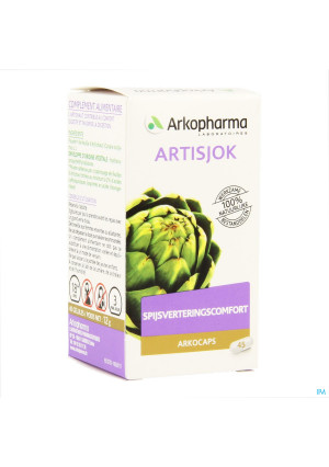 Arkocaps Artisjok Plantaardig 451342716-20