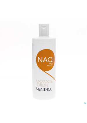 NAQI Massage Lotion Menthol 500ml1353473-20