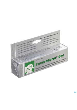 Enteroferm Hond/kat Gel Tube 1 X 20ml1371814-20
