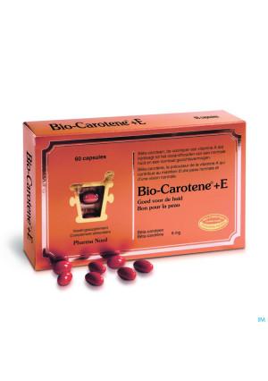 Bio-carotene + E Caps 601445618-20