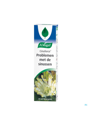 A.Vogel Cinuforce Neusspray 20ml1480599-20
