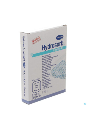 Hydrosorb Comf Transp Ster 4,5x 6,5cm 5 90070211522846-20