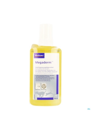 Allerderm Megaderm Susp Vlb Hond-kat 250ml1526680-20