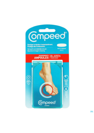 Compeed Pleister Blaren Small 61544881-20