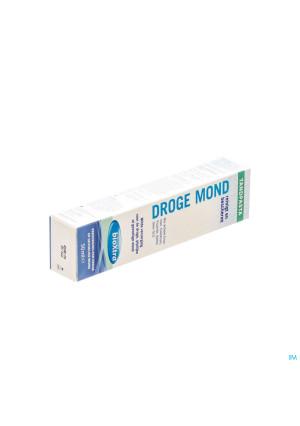 Bioxtra Droge Mond Tandpasta Zacht Tube 50ml1581693-20