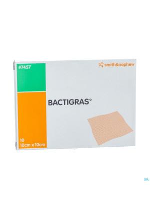 Bactigras Verband 10cmx10cm 10 74571596667-20