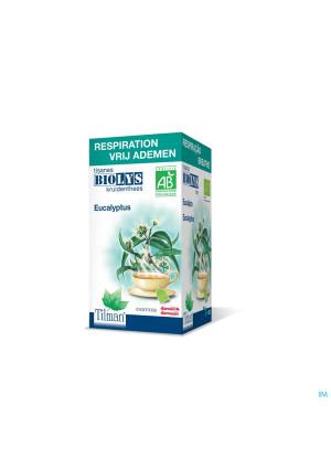 Biolys Eucalyptus Bio Tea-bags 201681923-20