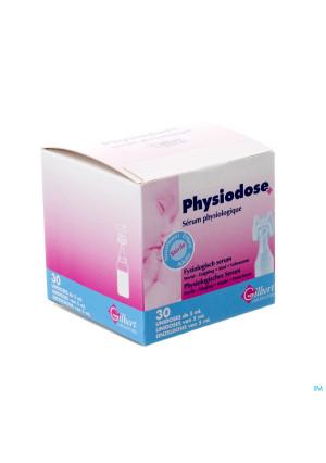 Physiodose Serum Fysio Ud Ster 30x5ml1718212-20