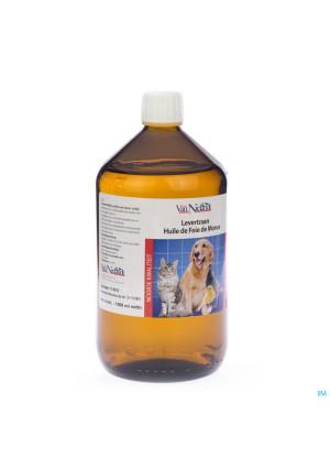 Levertraanolie Vloeibaar 1l 214891753318-20