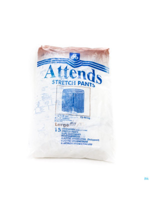 Attends Slip Stretchpant Fixatie Large 1x151765908-20