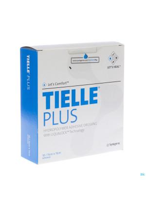 Tielle Plus Verb Ster Hydrocel.11x11cm 10 Mtp501de2040327-20