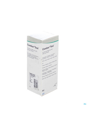 Combur 9 Test Strips 100 045100460402043057-20