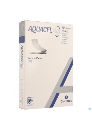 Aquacel Ag Verb Wiek Hydrof. Ster 2x45cm 5 4037122048734-20