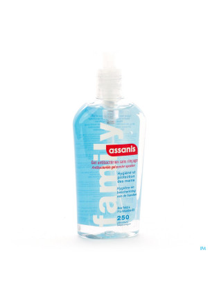 Assanis Family Gel 250ml2108553-20