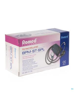 Bloeddrukmeter + Stethoscoop Romed Pontos2116259-20