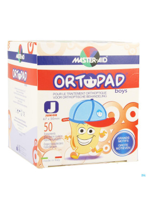 Ortopad Junior For Boys Oogpleister 50 733212131589-20