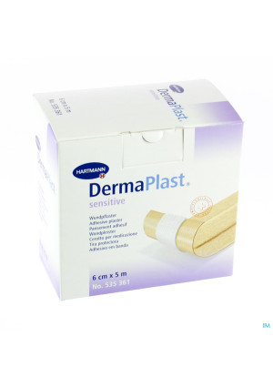Dermaplast Sensitive 6cmx5m 1 P/s2140713-20