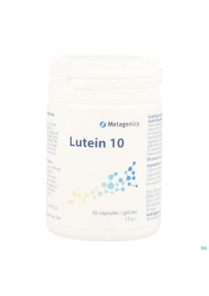 Luteine 10 2% Caps 30 549 Metagenics2156404-20
