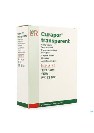 Curapor Transparant Steriel 10cmx 8cm 25 131022172971-20