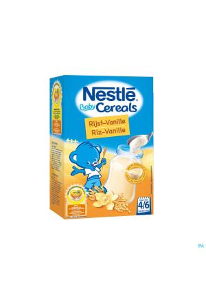 Nestle Baby Cereals Rijst-vanille 250g2179687-20