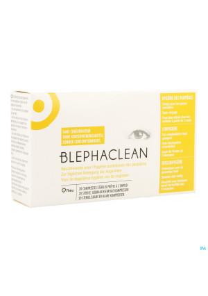 Blephaclean Reinigingsdoekjes Geimpreg.oogleden 202200152-20