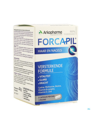 Forcapil Caps 602222628-20