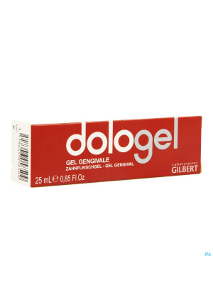 Dologel Tandvleesbalsem Tube 25ml2232866-20