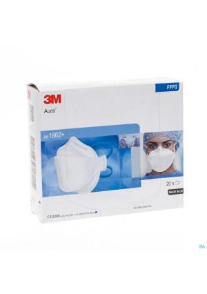 3m Ademhalingsmasker Ffp2 Norm En149 20 18622267185-20