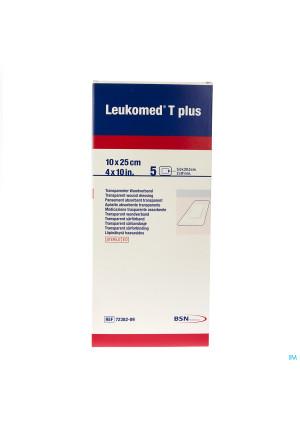 Leukomed T Plus Verb Ster 10,0cmx25cm 5 72382092290385-20