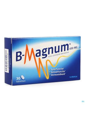 B-magnum Tabl 30x450mg Verv.1371-3762314268-20