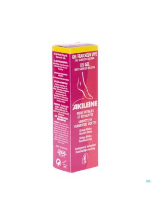 Akileine Rood Gel Levende Frisheid Tb 50ml 1010402324333-20
