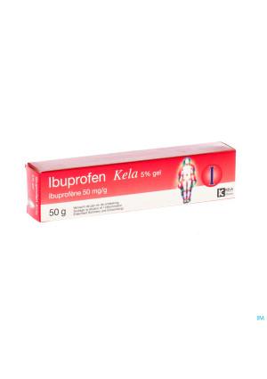Ibuprofen Kela 5 % Gel 50g2346286-20
