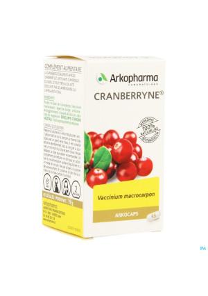 Arkocaps Cranberryne Plantaardig 45 Cfr 23535482353548-20