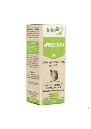 Herbalgem Appelboom Maceraat 15ml2368066-20