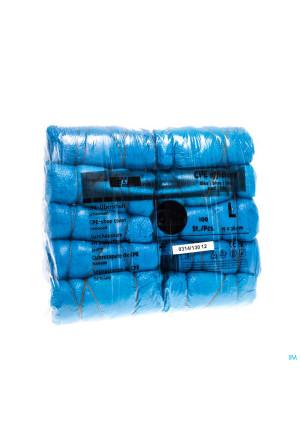 Schoenovertrek Pe Blauw 100 Vf-med2388213-20