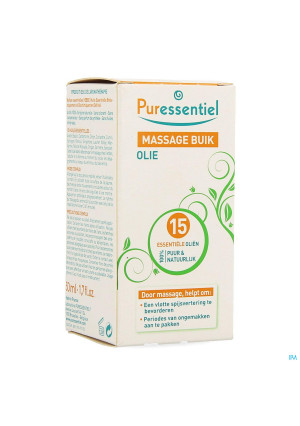 Puressentiel Buikpijn Massage 15 Ess Olie 50ml2399103-20