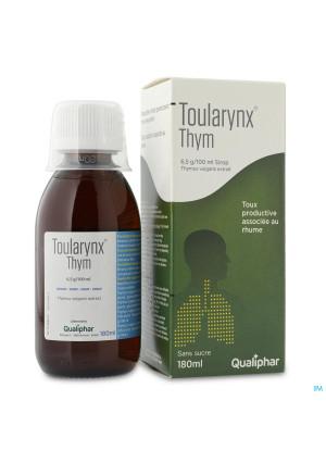 Toularynx Thym 180 ml siroop2407658-20