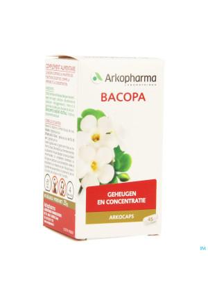 Arkocaps Bacopa Plantaardig 452429165-20
