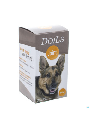 Doils Arthrosis Hond Olie 236ml2432326-20
