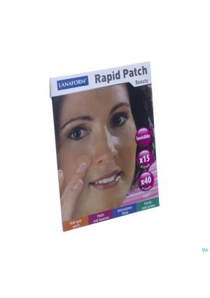 Lanaform Rapid Patch A/puist Rond Transp 902447712-20
