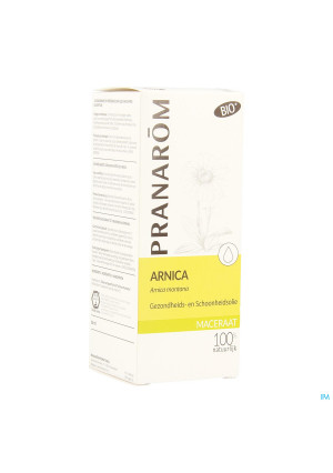 Arnica Lipide Extract Bio Fl 50ml Pranarom2468353-20