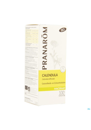 Calendula Bio Lipide Extract 50ml Pranarom2470698-20