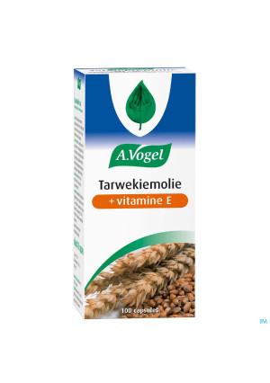 A.Vogel Tarwekiemolie 100 capsules2503928-20