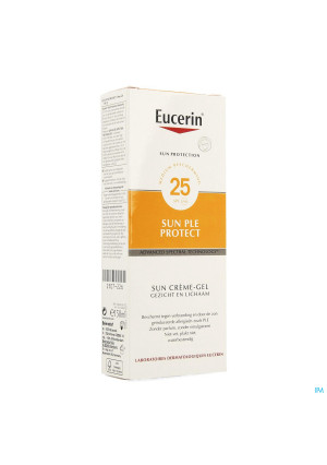 Eucerin Sun Allergy Cream Gel Ip25 150ml2507226-20