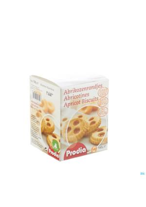 Prodia Abrikozenrondjes 160g (8) 56142664142-20